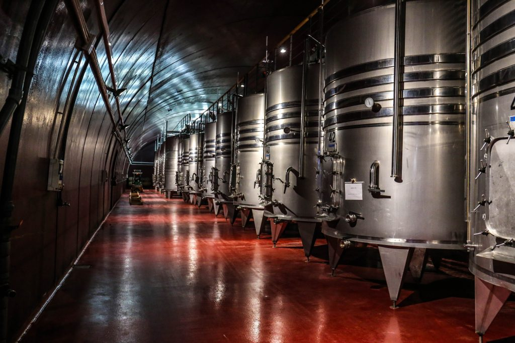 Business coaching in brewery